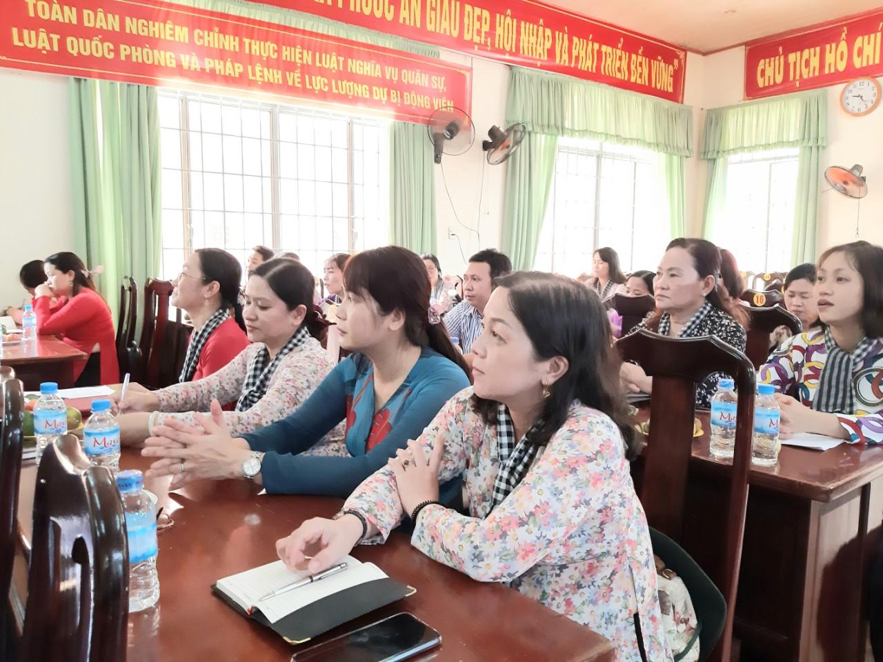 Đảng ủy Khối Cơ quan – Doanh nghiệp tỉnh: Đổi mới, nâng cao chất lượng sinh hoạt chi bộ