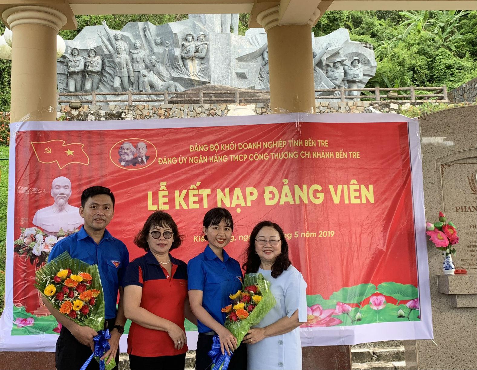 """Hoạt động """"Tuổi trẻ khối Doanh nghiệp nhớ lời Di chúc theo chân Bác"""", kỷ niệm 50 năm thực hiện Di chúc Chủ tịch Hồ Chí Minh và chuỗi hoạt động Hành trình về địa chỉ đỏ"""