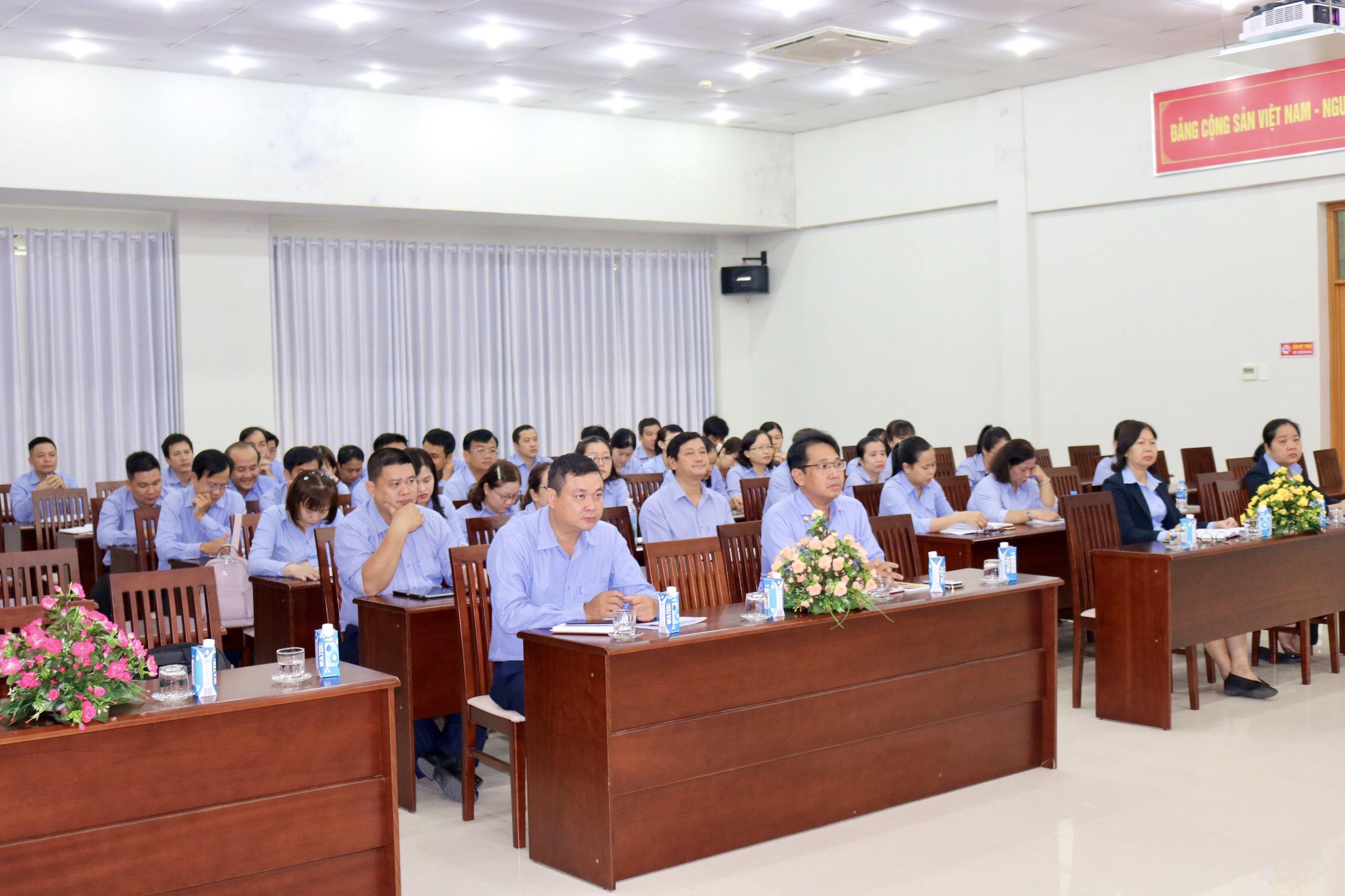 Đảng bộ BIDV Đồng Khởi triển khai Nghị quyết Đại hội Đại biểu Đảng bộ tỉnh Bến Tre lần thứ XI, nhiệm kỳ 2020 - 2025