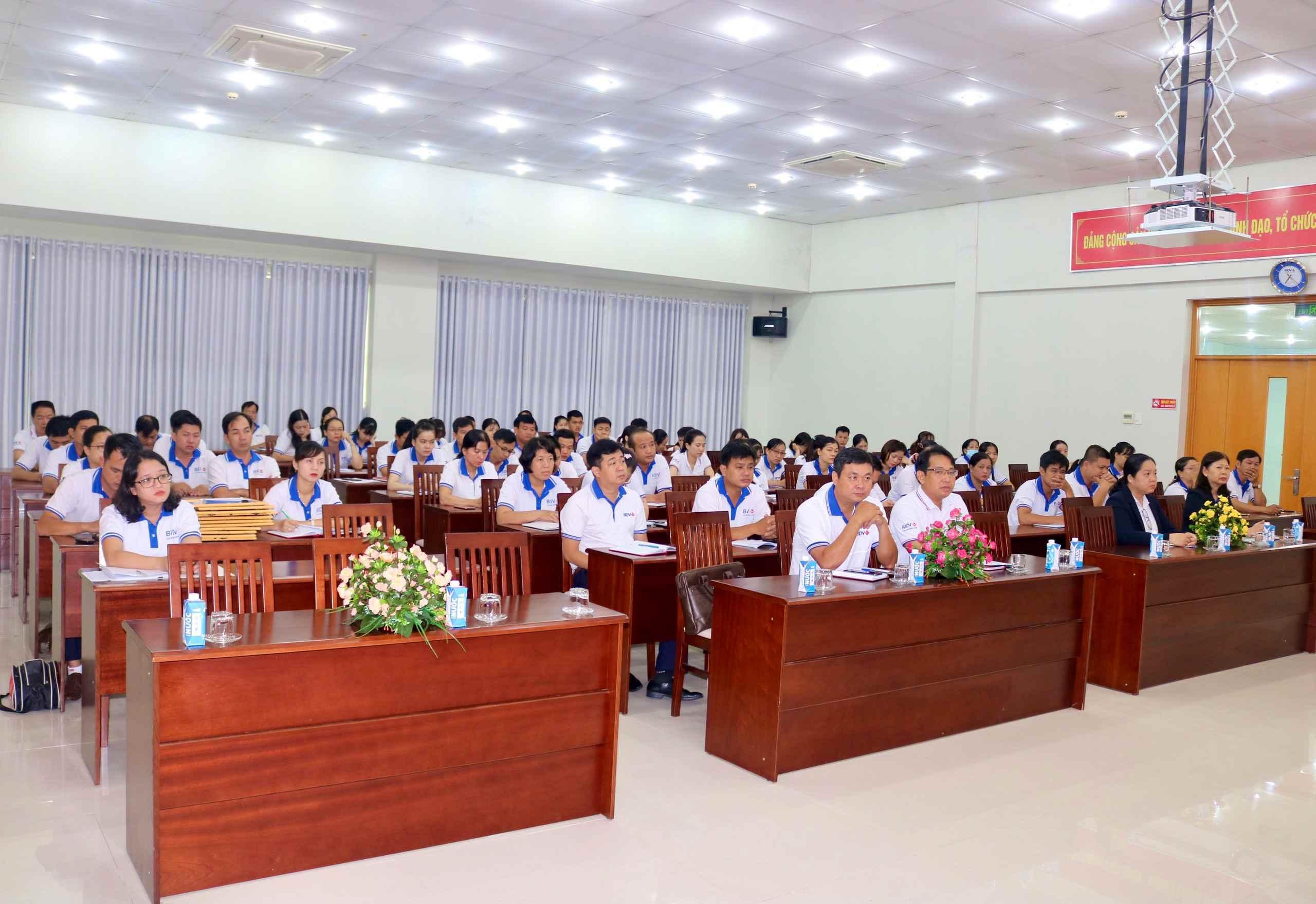 Đảng bộ BIDV Đồng Khởi triển khai Nghị quyết Đại hội Đảng bộ Khối Cơ quan – Doanh nghiệp tỉnh