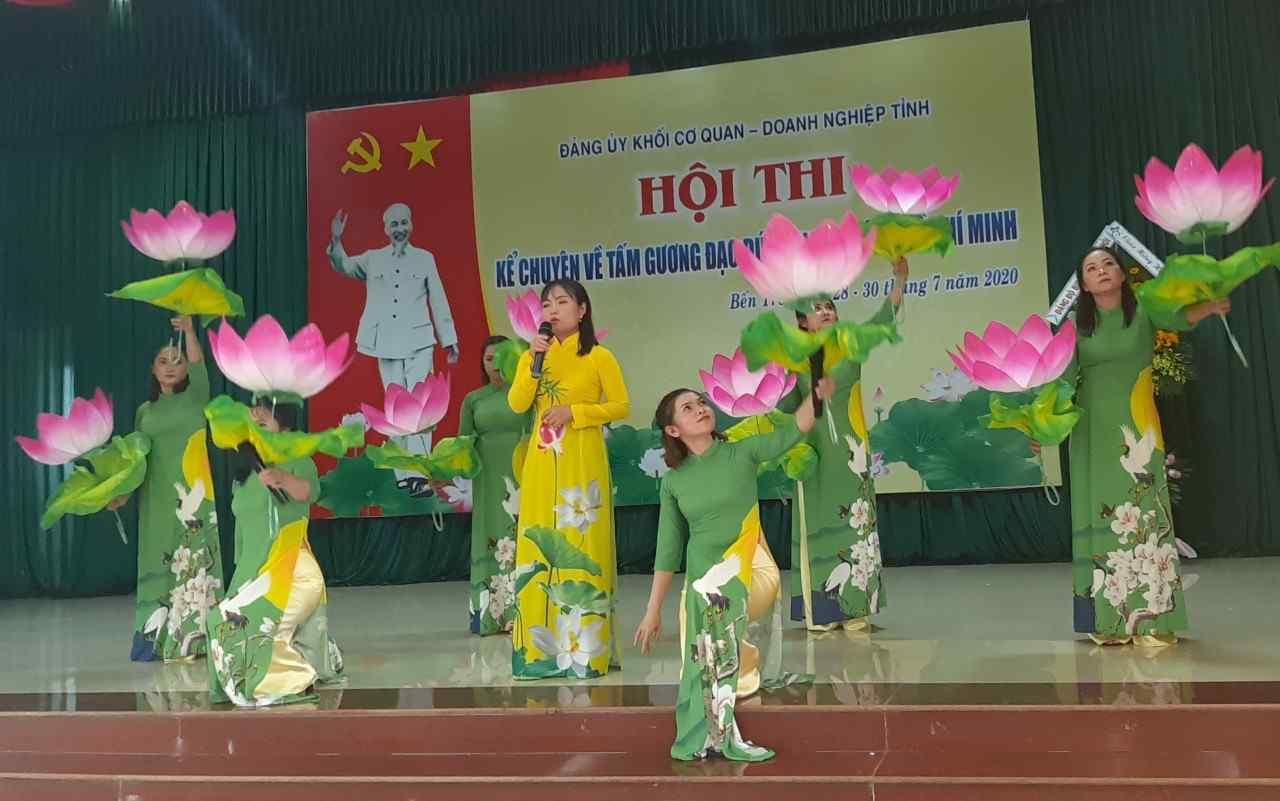 """20 thí sinh tham gia vòng chung kết Hội thi """"Kể chuyện về tấm gương đạo đức, phong cách Hồ Chí Minh"""""""